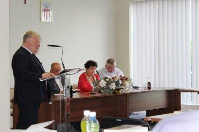 Udzielono absolutorium Burmistrzowi Gminy Rymanów za 2016 rok