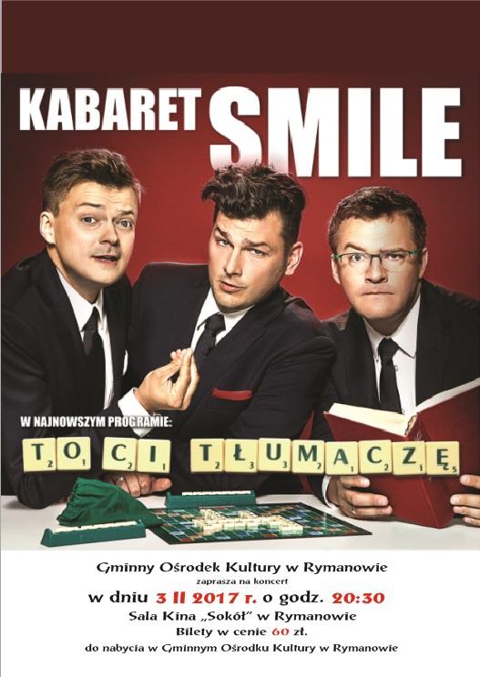 Koncert Kabaretu SMILE